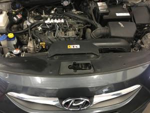 wtryski gazu Hyundai i40