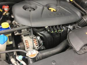 Hyundai i40 wtryski