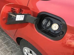 wlew gazu Hyundai i30