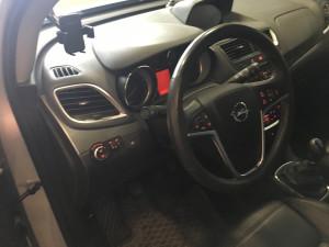 Opel Mokka 1,4 turbo przełącznik gazu