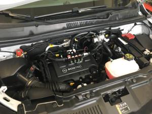 Opel Mokka instalacja BRC - wtryski