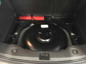 Opel Mokka butla z gazem