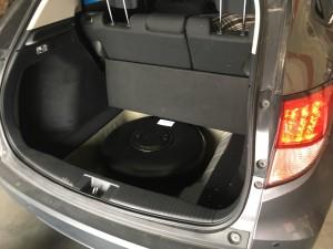 Honda HRV butla na gaz LPG