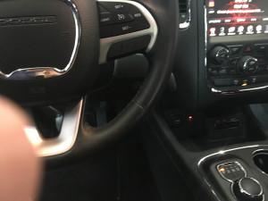 Dodge Durango 3.6 przełącznik gazu LPG