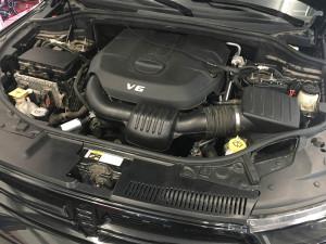 Dodge Durango 3.6 wtryski LPG
