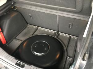 Ford Focus pojemnik z gazem lpg