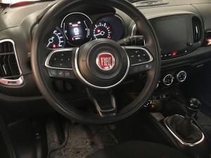 Fiat 500L przełącznika