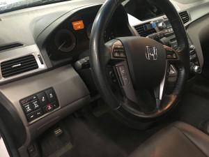 Honda Odyssey przełącznik gazu