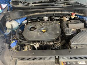 Hyundai Tucson wtryski